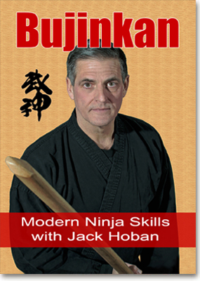 Jack Hoban Bujinkan Video
